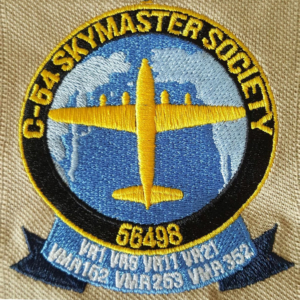 C-54 Skymaster Badge