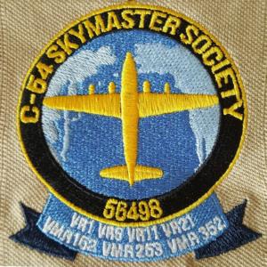 C-54 Skymaster Badge