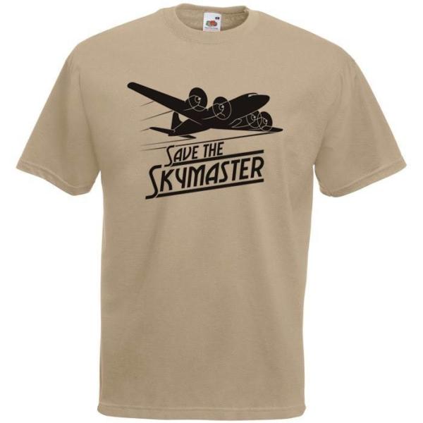 Save The Skymaster